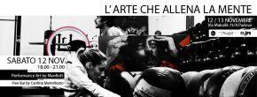 locandina Arte che all...